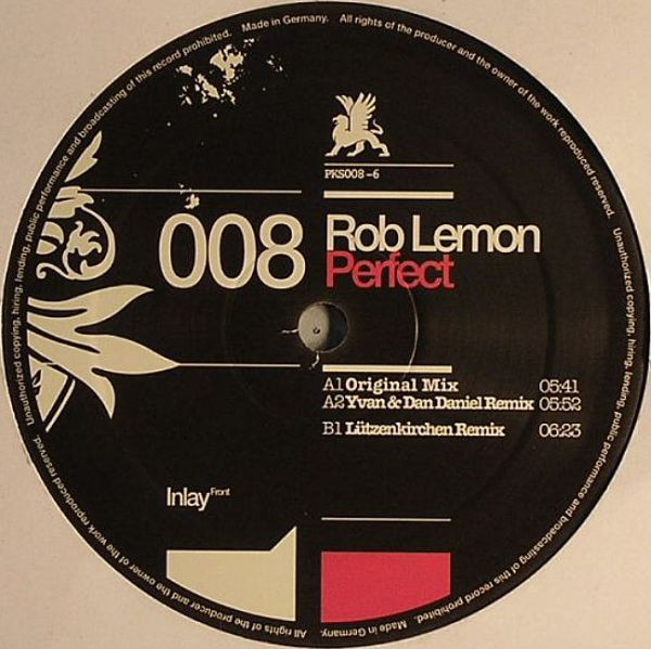 Rob Lemon - Perfect
