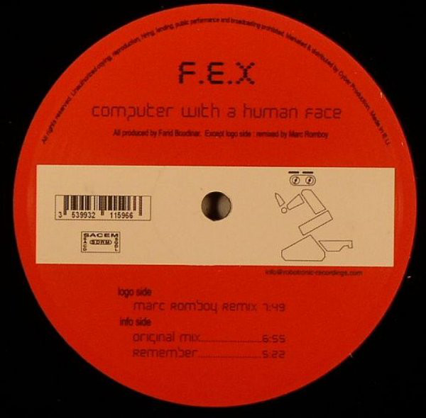 F.E.X - Computer With A Human Face
