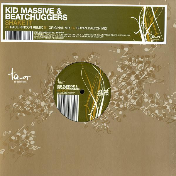 Kid Massive & Beatchuggers - Shake It