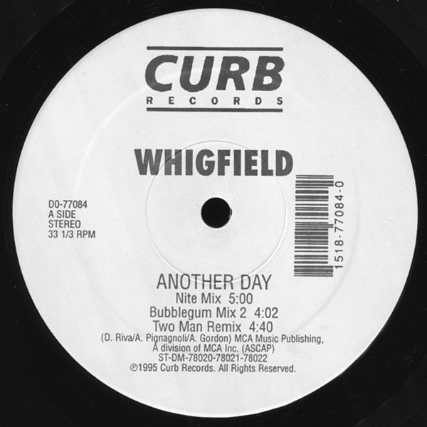 Whigfield - Another Day