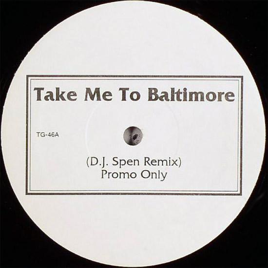 Diana Ross / Towa Tei - Take Me To Baltimore / German Love Affair
