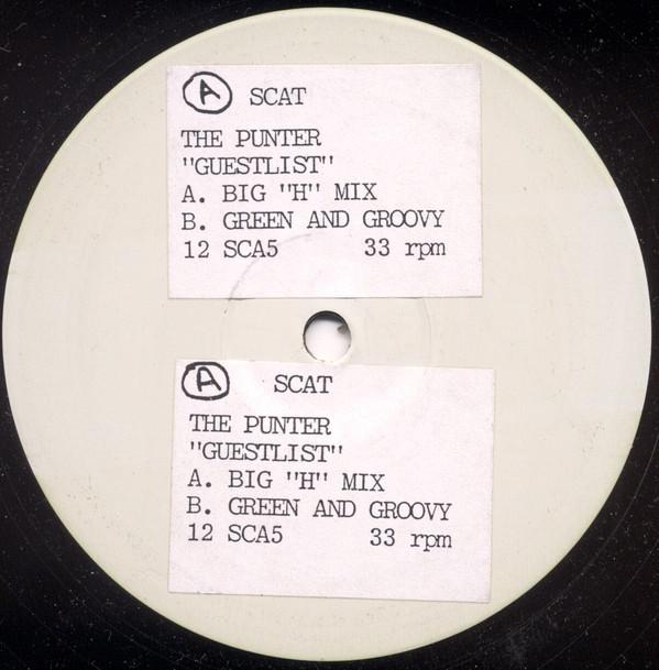 The Punter - Guestlist
