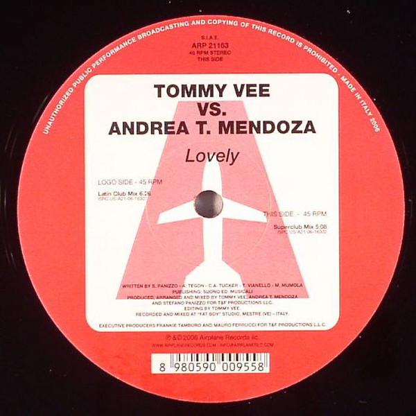 Tommy Vee vs. Andrea T. Mendoza - Lovely