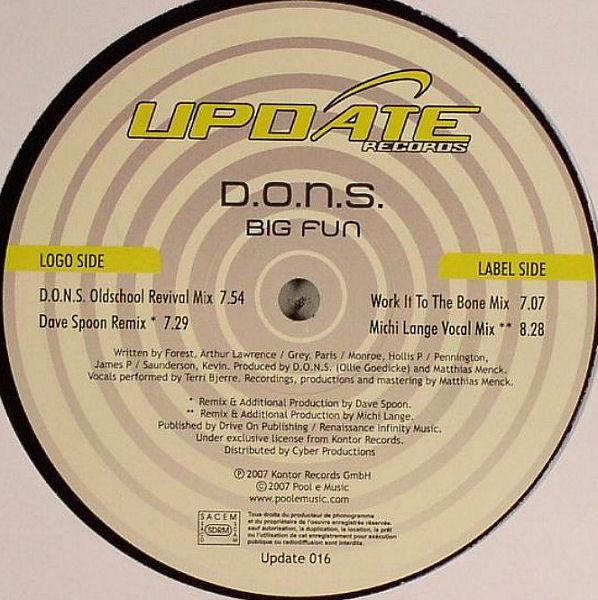 D.O.N.S. - Big Fun