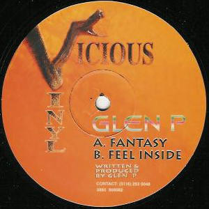 Glen P - Fantasy / Feel Inside