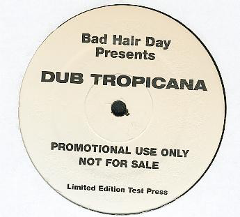 Wham! - Bad Hair Day Presents Dub Tropicana