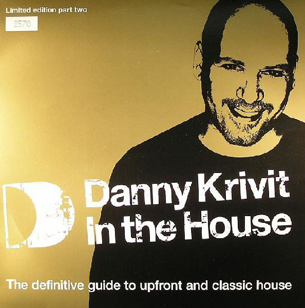 Danny Krivit - In The House (Limited Edition Part Two)