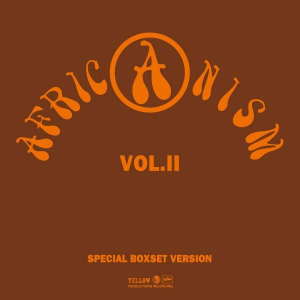 Africanism - Africanism Vol. II (Special Boxset Version)