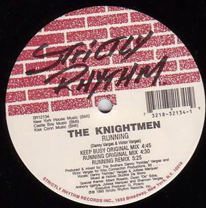 The Knightmen - This Jam Is Boomin / Running