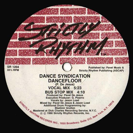 Dance Syndication - Dancefloor / Space