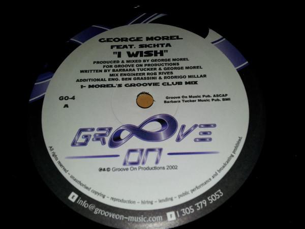 George Morel Feat. Sichta - I Wish