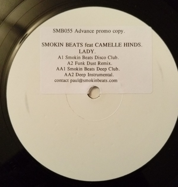 Smokin Beats Feat. Camelle Hinds - Lady