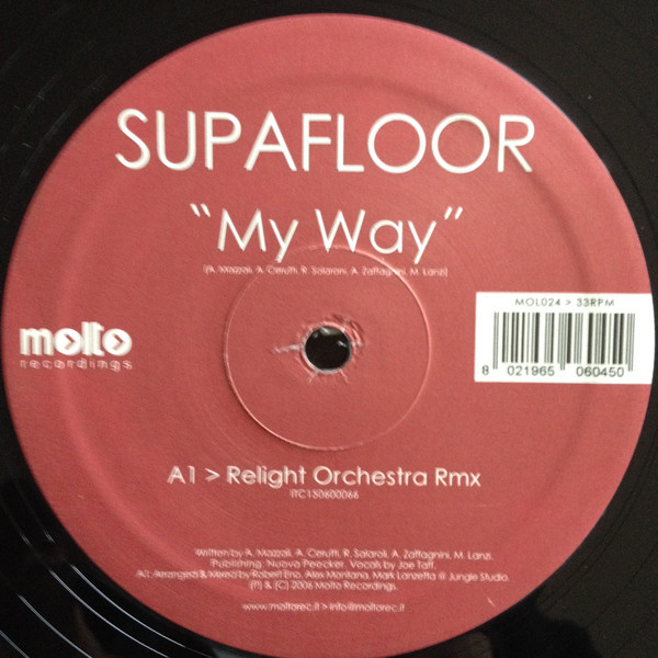 Supafloor - My Way