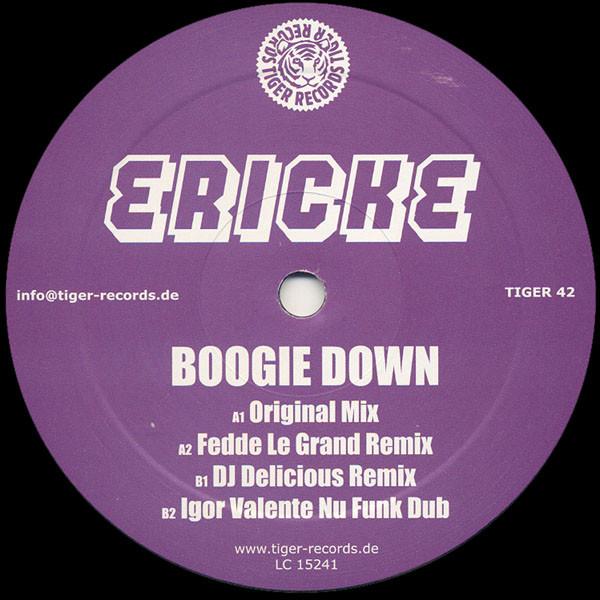 Ericke - Boogie Down