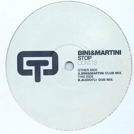 Bini&Martini - Stop