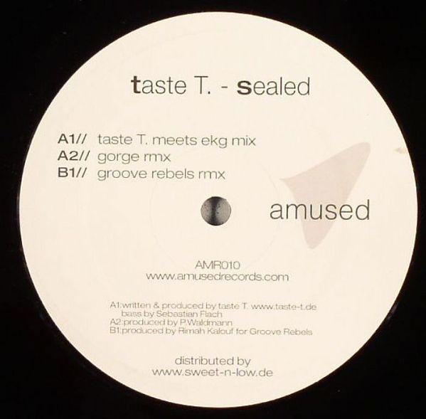 Taste T. - Sealed