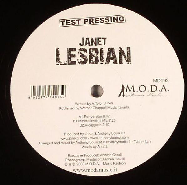 Janet - Lesbian