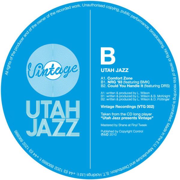 Utah Jazz - Comfort Zone
