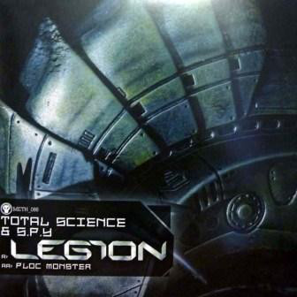 Total Science & S.P.Y - Legion / Ploc Monster