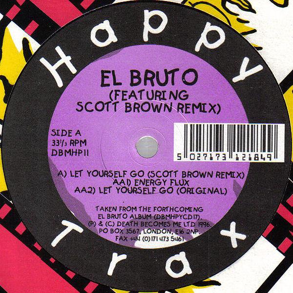 El Bruto - Let Yourself Go (Scott Brown Remix)