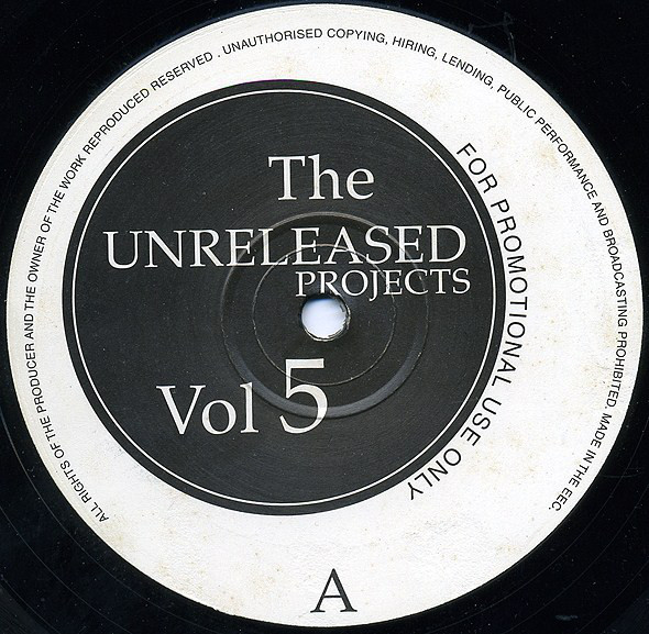 Various - The Unreleased Project Vol 5