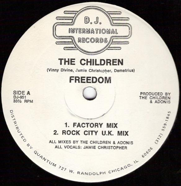 The Children - Freedom