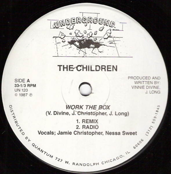 The Children - Work The Box