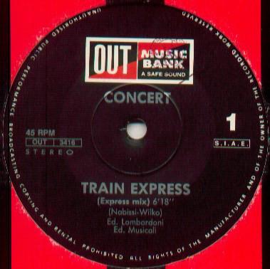 Concert - Train Express