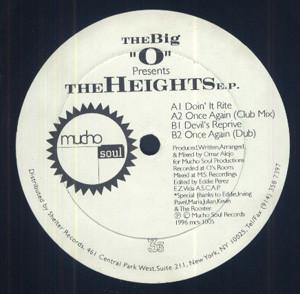 The Big O - The Heights E.P.
