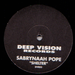 Sabrynaah Pope - Shelter