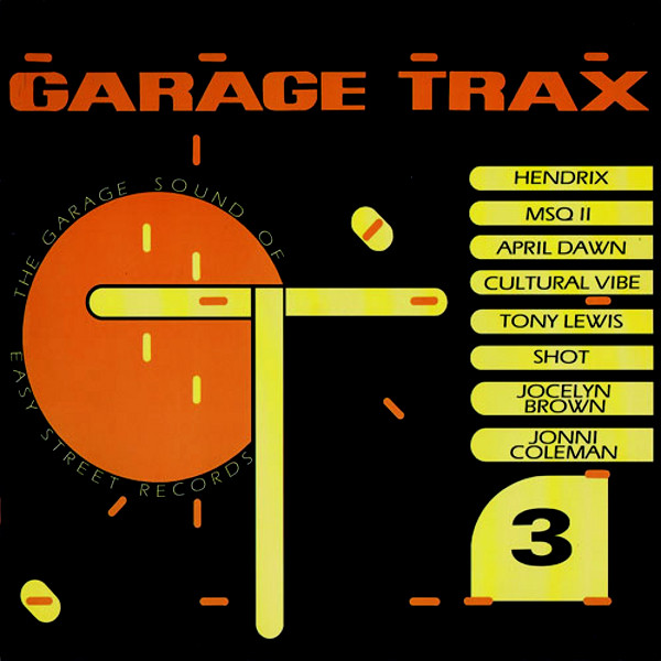 Various - Garage Trax 3 - The Garage Sound Of Easy Street