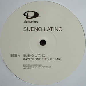 SUENO LATINO - SUENO LATINO (TEST PRESS)