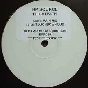 HP SOURCE - FLIGHTPATH (TEST PRESS)