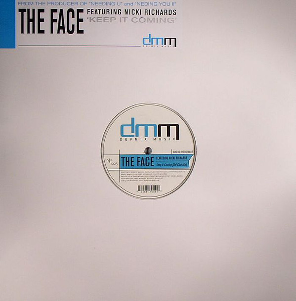 The Face Featuring Nicki Richards - Keep It Coming
