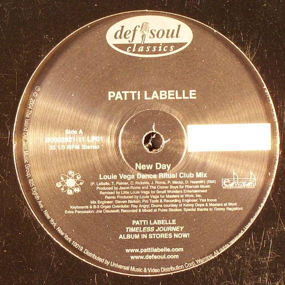 Patti LaBelle - New Day