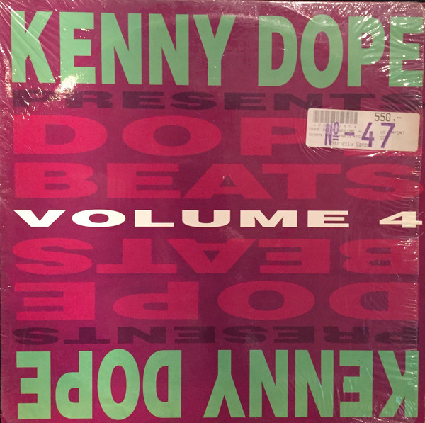 Kenny Dope - Dope Beats Volume 4