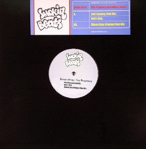 Simon Grey - The Prophecy (Remixes)
