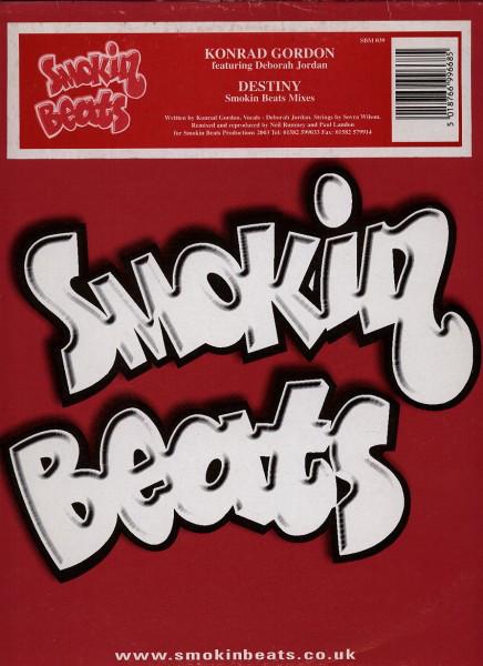 Konrad Gordon - Destiny (Smokin Beats Mixes)