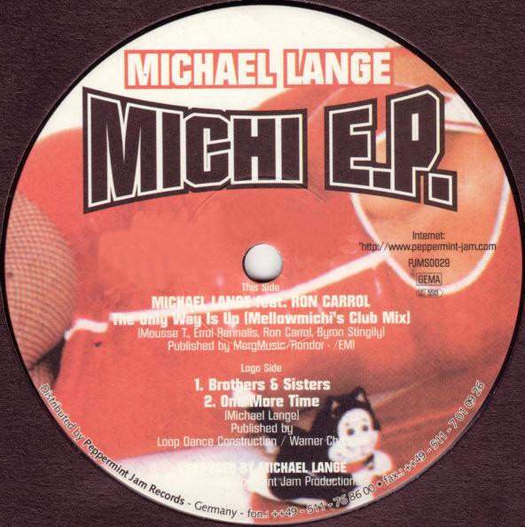 Michael Lange - Michi E.P.