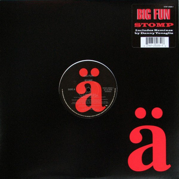 Big Fun - Stomp