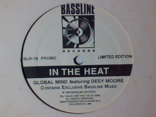Global Mind Feat. Desy Moore - In The Heat