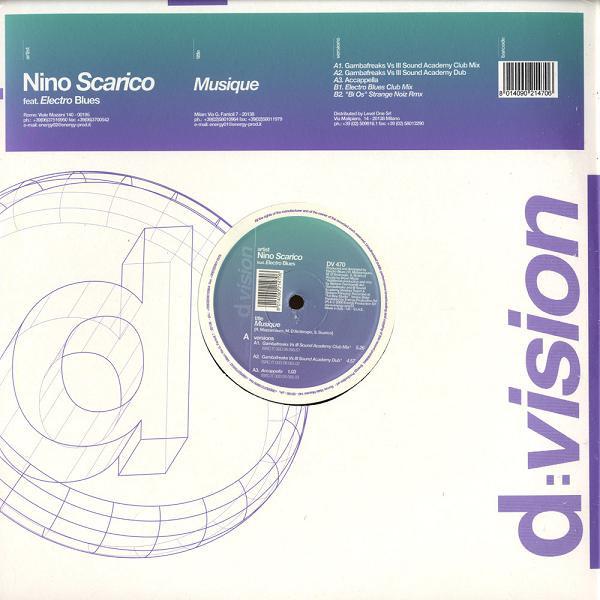 Nino Scarico feat. Electro Blues - Musique