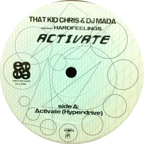 That Kid Chris & DJ M?d? - Activate
