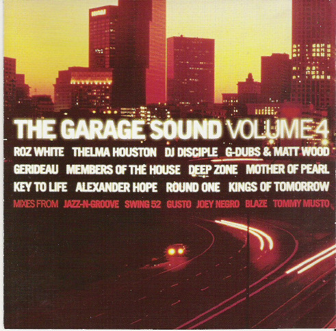 Various - The Garage Sound (Volume 4)