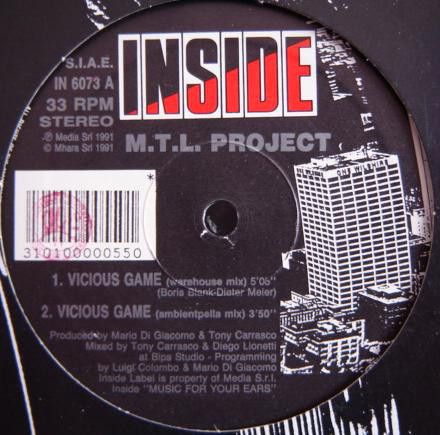 M.T.L. Project - Vicious Game