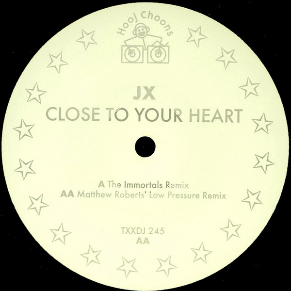 JX - Close To Your Heart