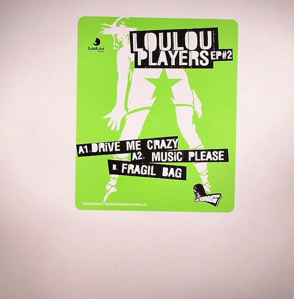 Loulou Players - Loulou Players EP#2