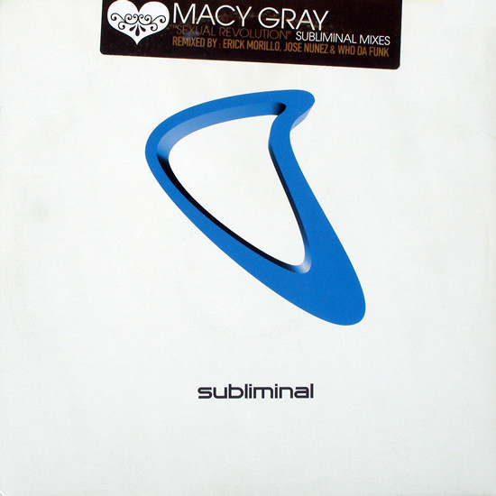 Macy Gray - Sexual Revolution (Subliminal Mixes)