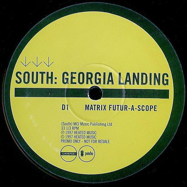 South - Georgia Landing