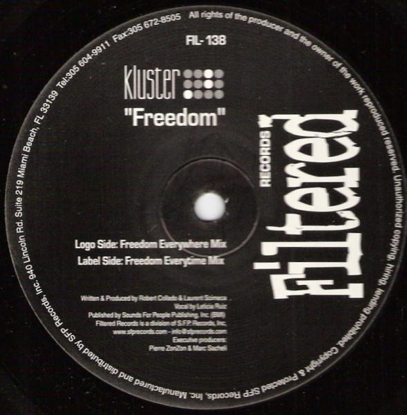 Kluster - Freedom